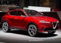 2020 Alfa Romeo Castello y italy