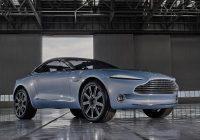 2020 Aston Martin Varekai black essai dbs superleggera