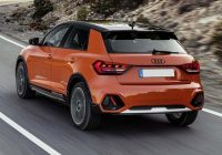 2020 Audi Q1 dimensions prezzo