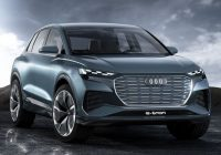 2020 Audi Q4 is coming