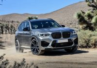 2020 BMW X3 M 40i competition