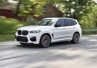 2020 BMW X3 M annual release date