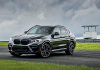 2020 BMW X3 M package series