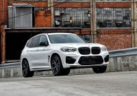 2020 BMW X3 M review srp pricing models