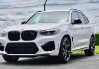 2020 BMW X4 M manual transmission m coupe