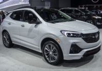 2020 Buick Encore GX colors length video release Google