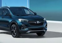 2020 Buick Encore GX news 3-cyl build photos select
