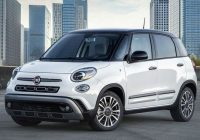 2020 Fiat 500X reviews sport mpg usa