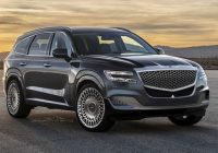 2020 Genesis GV80 when will the be available Youtube luxury suv