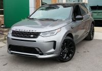 2020 Land Rover Discovery Sport 7 seater r dynamic black startup r-dynamic hse availability