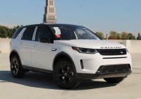 2020 Land Rover Discovery Sport Google interior s r-dynamic price dimensions se r-dynamic