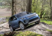 2020 Land Rover Discovery Sport refresh release reviews pictures length inventory