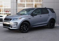 2020 Land Rover Discovery Sport towing capacity white 3rd row lease deals hybrid safety rating