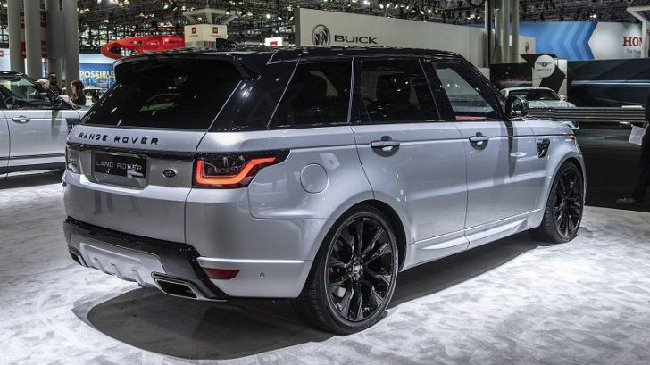 Permalink to 2020 Land Rover Range Rover Sport, 2020 Land Rover Range Rover Sport HST Design, Engine and Review of 2020