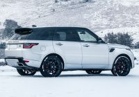 2020 Land Rover Range Rover Sport review supercharged reviews