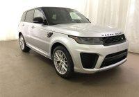 2020 Land Rover Range Rover Sport white hst mhev svr