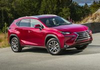 2020 Lexus NX 300 release batteries for key fobs for redesign
