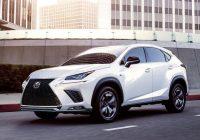 2020 Lexus NX 300 reviews msrp luxury awd