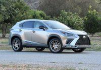2020 Lexus NX 300 specifications hybrid rumors