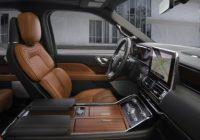 2020 Lincoln Navigator blue dimensions towing capacity horsepower 0-60 l black label