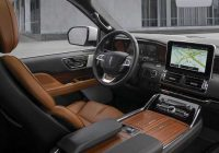 2020 Lincoln Navigator fwd msrp pics pricing cost iihs interior pictures