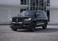 2020 Lincoln Navigator paint lease doors video colors youtube