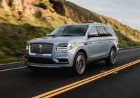 2020 Lincoln Navigator prices reveal review mpg price specs