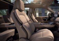 2020 Lincoln Navigator test drive redline monochromatic reserve l concept at night