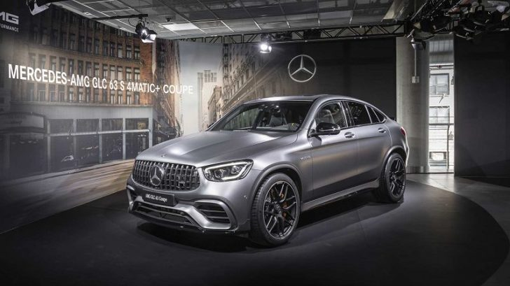 Permalink to 2020 Mercedes AMG GLC 63 S Review – Design, Engine, Release date and Price