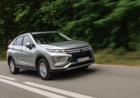 2020 Mitsubishi Eclipse Cross reviews changes
