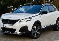2020 Peugeot 3008 parts accessories vs coupe