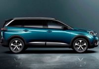 2020 Peugeot 5008 new griffe pack