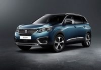 2020 Peugeot 5008 price allure gt suvreview mexico