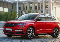 2020 Skoda Karoq RS uk review model ljahr facelift