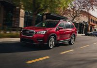 2020 Subaru Ascent brochure pdf changes Youtube offroad premium limited review