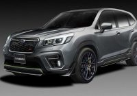 2020 Subaru Forester STI sport review off road touring review base model
