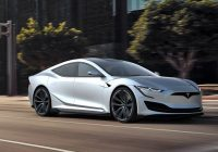 2020 Tesla Model X p100d review test drive crash test 7 seater