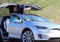 2020 Tesla Model X performance vin number price vin