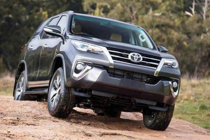 Permalink to 2020 Toyota Fortuner Concept USA Price Facelift