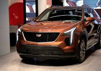 2021 Cadillac XT4 pricing colors
