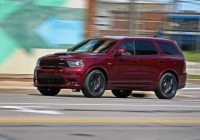 2021 Dodge Durango spy shot will be different