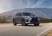 2021 Lexus RX 450h redesign photos 350