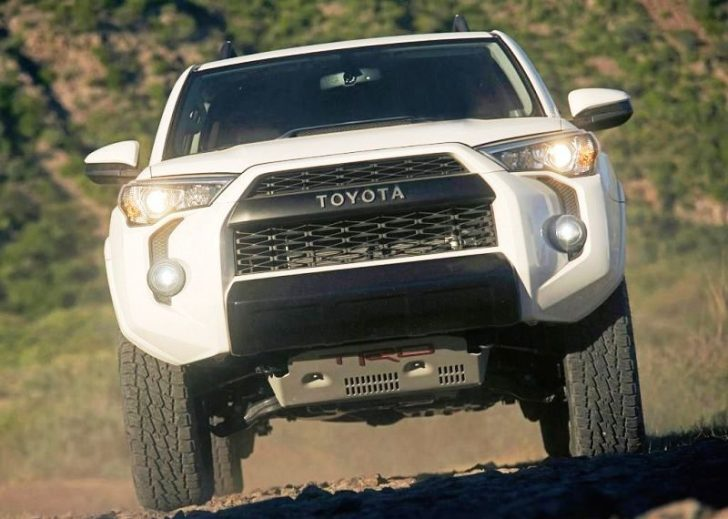 Permalink to 2020 Toyota 4runner Trd Pro Limited Release Date Concept