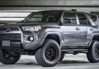 the future of the toyota 4runner trd pro limited release date concept spy shots diesel